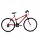 Bicicleta Mormaii Aro 26 18V MA52 DONNA Vermelha - 39-018 - Mormaii