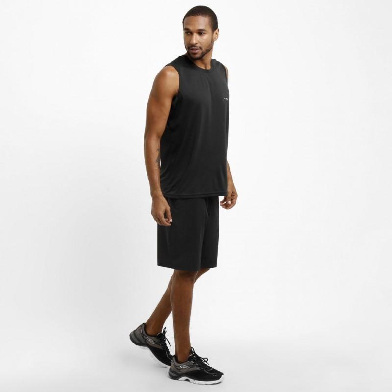 Regata Olympikus Dry Action Essential Masculino - Preto