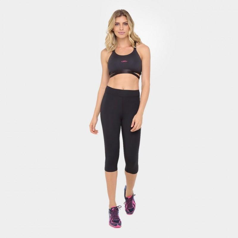 Calça Olympikus Corsário Essential Feminino